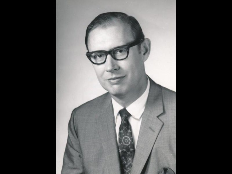 Dr. O.D. Emery passes away