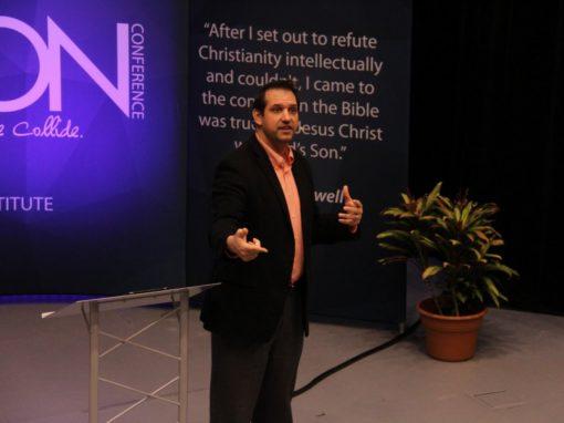 OKWU holds Josh McDowell apologetics conference
