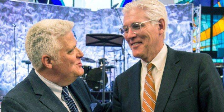 Oklahoma Wesleyan and Wesley Biblical Seminary form partnership