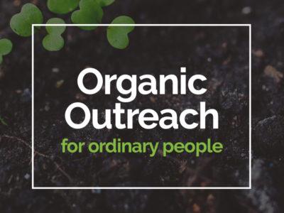 Organic Outreach Events