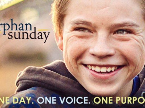 The Wesleyan Church observing Orphan Sunday