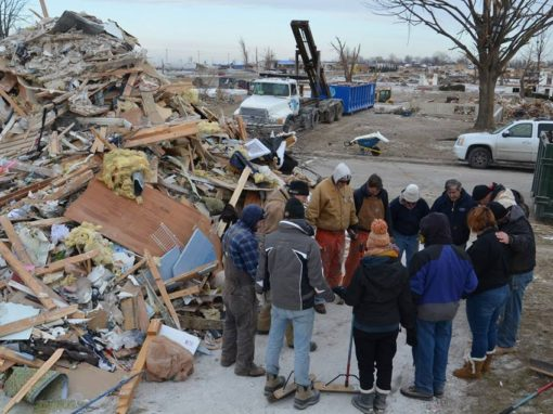 Poured-Out short stories from the Illinois Thanksgiving disaster