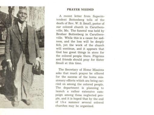 Former Missouri pastor remembered, honored