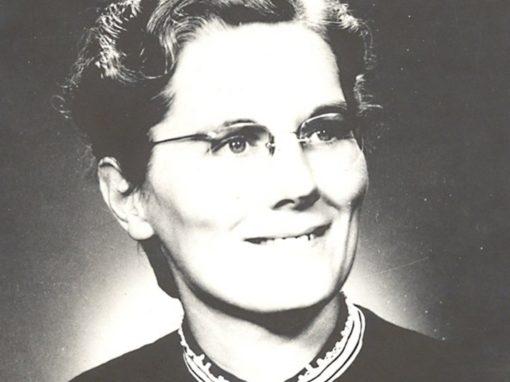 Celebrating The Missionary Spirit – Rebecca Bibbee (1922-2009)