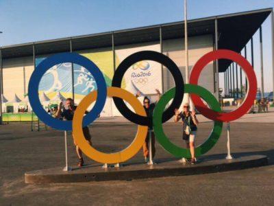 Oklahoma grad worked at Rio Olympics