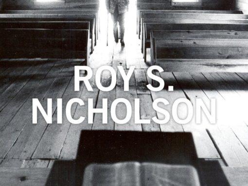Dr. Roy S. Nicholson