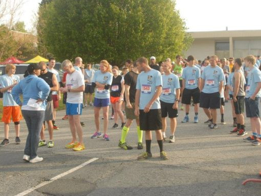 Archdale Wesleyan Church sponsors 5K run to stamp out child hunger in community