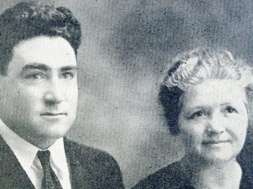 Celebrating the Missionary Spirit – Francisco (1892-1977) and Nettie (1891-1957) Soltero