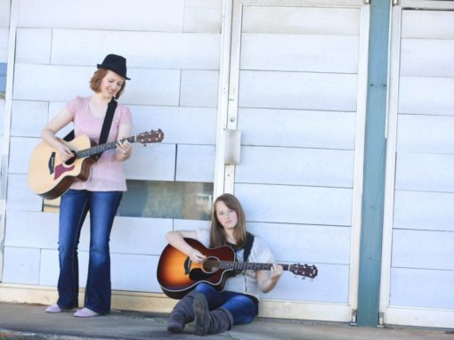 Sister duo using music to minister around the world