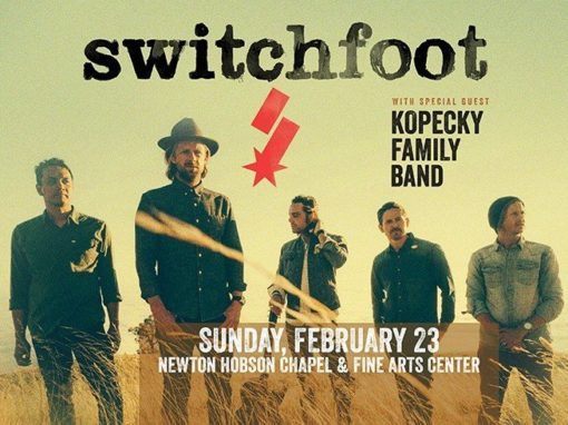 Switchfoot to hold concert at Southern Wesleyan
