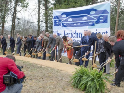 Jericho Project breaks ground on first phase
