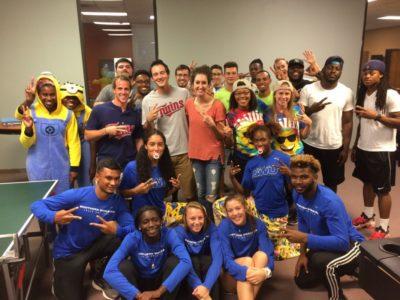 Discipleship among SWU student-athletes