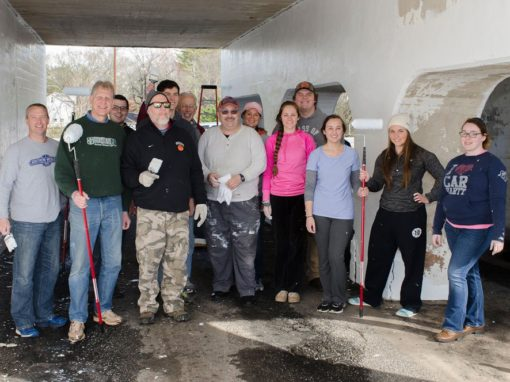SWU faculty and students serve area communities