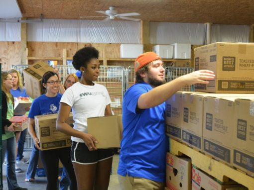 SWU Day of Service a success