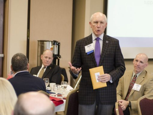 Southern Wesleyan University hosts area government leaders