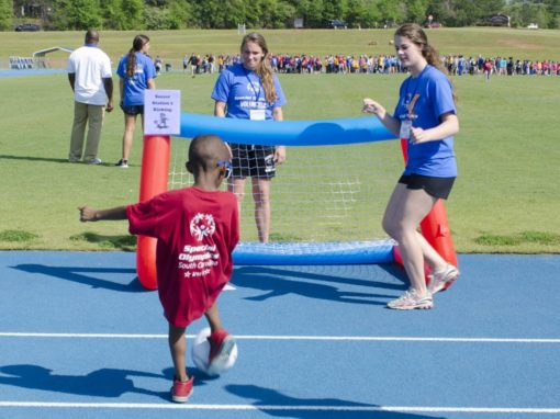 Southern Wesleyan University hosts Area 14 Special Olympics