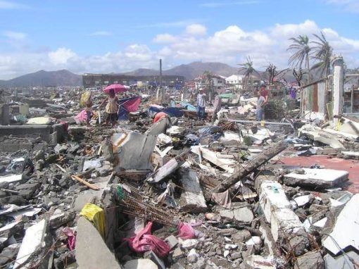 Tacloban recovery continues to move forward after Typhoon Haiyan