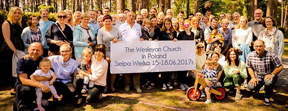 Celebrating and partnering with Poland churches