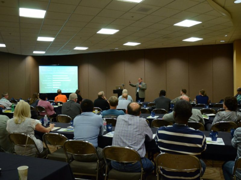 Thriving clergy seminar points to solutions