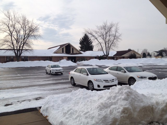 Wesleyan churches minister in the midst of East Coast snowstorm
