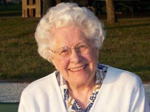 Missionary stateswoman: Virginia Wright passes