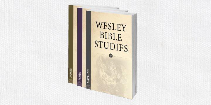 New Wesley Bible Studies released