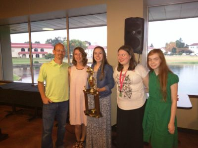 Bible Bowl national Wesleyan competition results