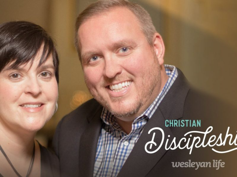 "Discipleship theme of ""Wesleyan Life"" winter issue"