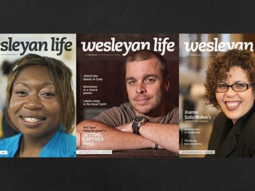 New look for Wesleyan Life magazine