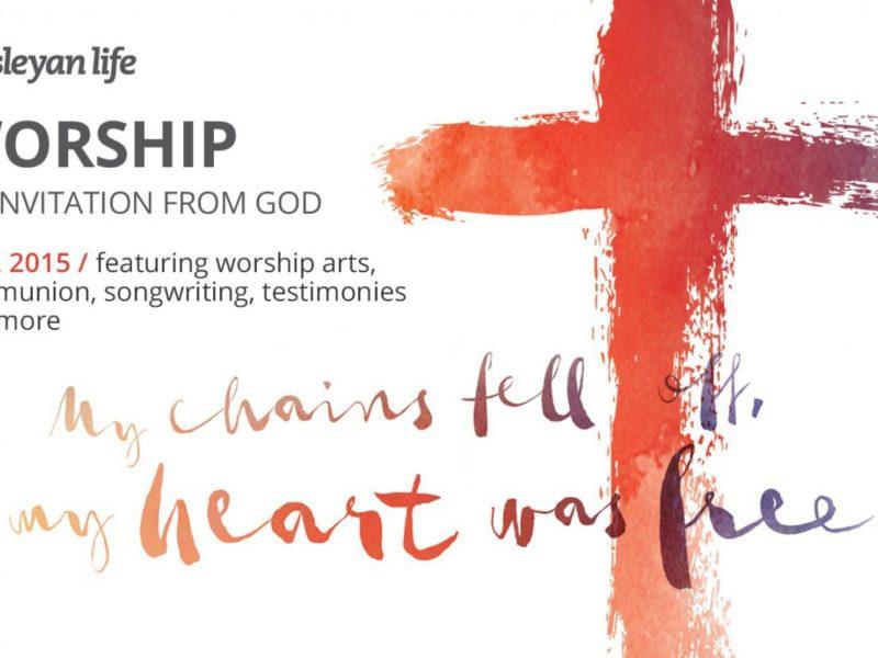 Worship-themed Wesleyan Life released