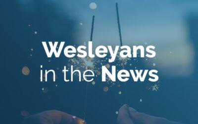 Wesleyans in the news: September 16