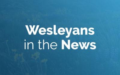 Wesleyans in the news: August 12
