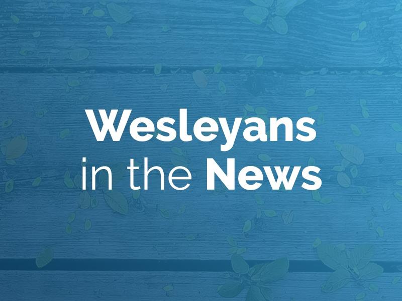 Wesleyans in the news: December 17