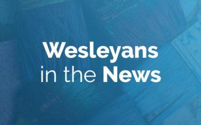 Wesleyans in the news: September 30
