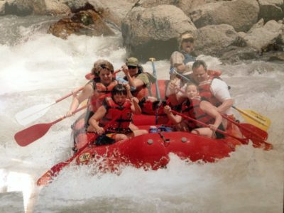 White water Easter